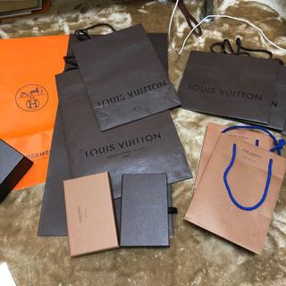 ルイヴィトン(LOUIS VUITTON)のLOUIS VUITTON 紙袋(ショップ袋)