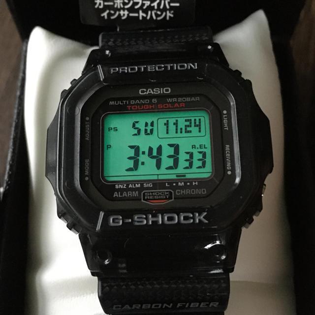 G-SHOCK - ジーショック  GW-S5600-1JF カーボンベルトの通販