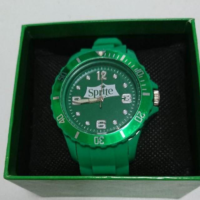 非売品 Sprite腕時計の通販