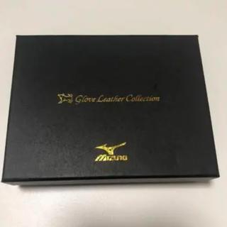ミズノ(MIZUNO)のGlove Leather Collection 折り財布(折り財布)