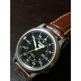 セイコー(SEIKO)のSEIKO5  セイコー5 SNK809K2(腕時計(アナログ))