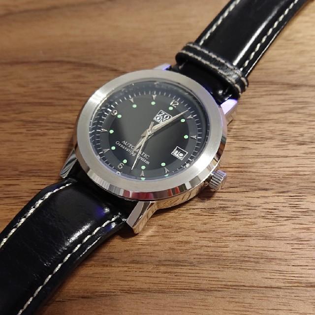 Zoom - ZOOM 自動巻き上げ 腕時計の通販