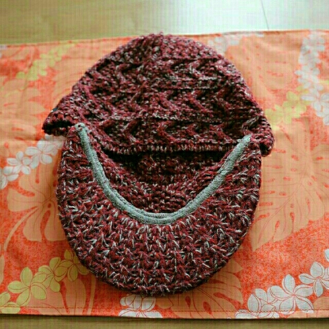 Columbia(コロンビア)の美品☆コロンビア ニット帽 帽子 レディースの帽子(ニット帽/ビーニー)の商品写真
