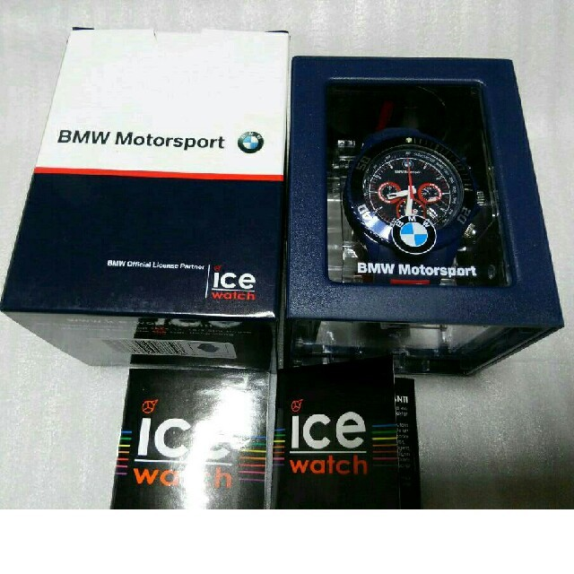 ice watch - Ice watch×bmw 腕時計の通販
