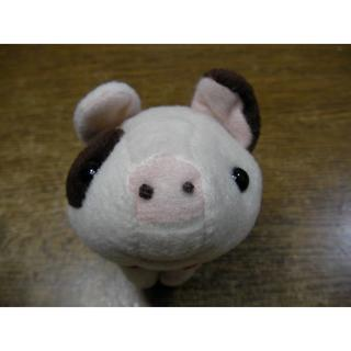 マザー牧場子豚のレースぬいぐるみ(ぬいぐるみ)