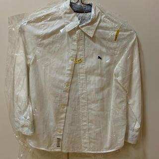 エイチアンドエム(H&M)のH&M 白色カッターシャツ 120 (ブラウス)