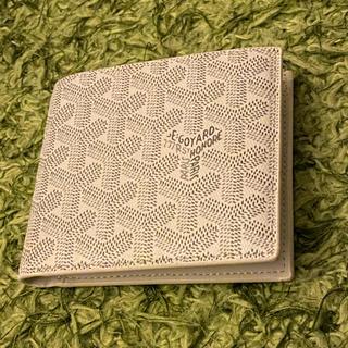 ゴヤール(GOYARD)のGOYARD二つ折り財布(折り財布)
