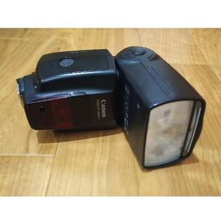キヤノン(Canon)のCanon キヤノン 580EXⅡ ストロボ(ストロボ/照明)
