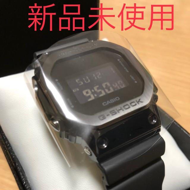 CASIO - 【新品未使用】CASIO G-SHOCK 腕時計 GM-5600B-1JFの通販