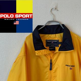 ポロラルフローレン(POLO RALPH LAUREN)の希少 ポロスポーツ ナイロンジャケット オーバーサイズ 生産終了 ラルフローレン(ナイロンジャケット)
