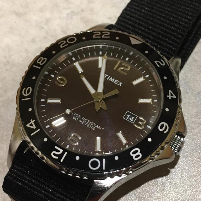 TIMEX - timex ダイバー タイメックス サブマリーナ タイプ NATOベルトの通販