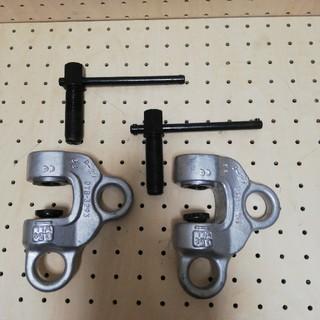 イーグルスモーク(EAGLE SMOKE)の鉄板クランプ0,5t(工具)