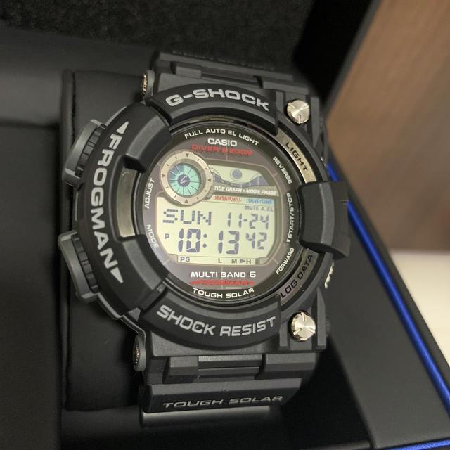 CASIO - G shock  GWFー1000ー1VFの通販