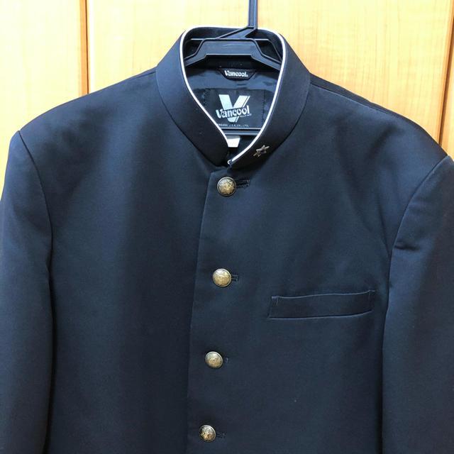 学ラン 175A 上のみ メンズのスーツ(スーツジャケット)の商品写真