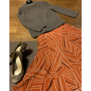 アーモワールカプリス(armoire caprice)の新品 未使用 blush  スカート アーモワールカプリス  (ひざ丈スカート)