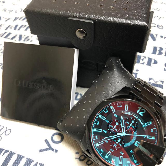 DIESEL - 腕時計 25日まで値下げの通販