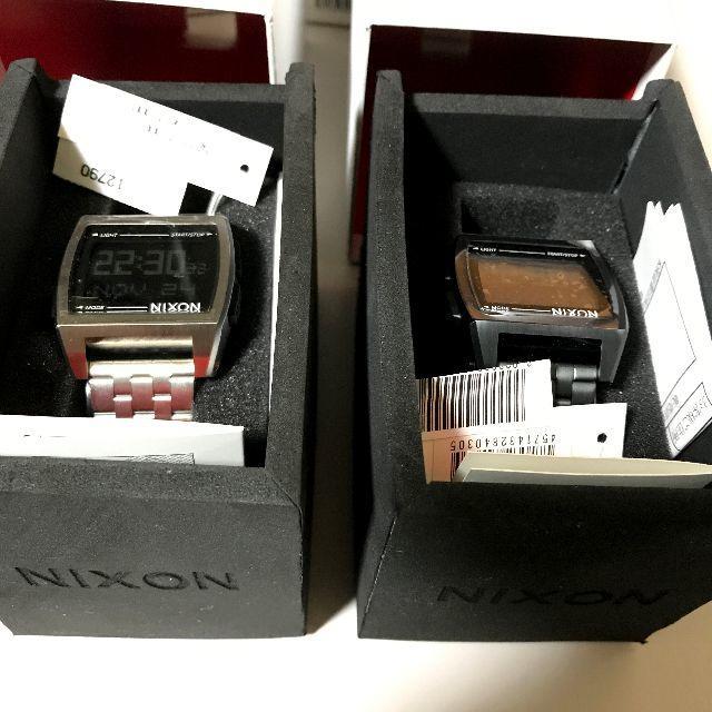 NIXON ニクソン NA1107000 NA1107001 2点セットの通販