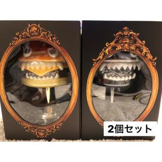 アンダーカバー(UNDERCOVER)の完売品 送料込 UNDERCOVER HAMBURGER LAMP 黒&ノーマル(テーブルスタンド)