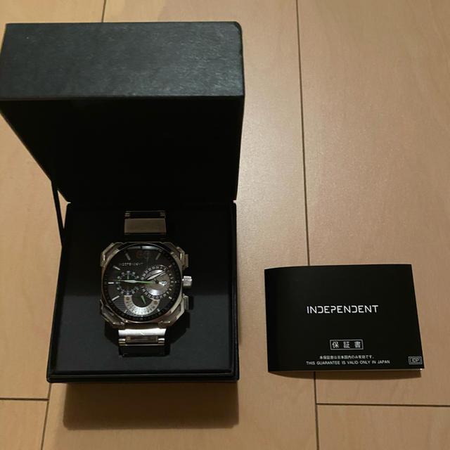 SEIKO - INDEPENDENT メンズ腕時計 クロノグラフ SEIKO の通販