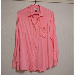 オールドネイビー(Old Navy)のシャツ oldnavy 長袖(シャツ/ブラウス(長袖/七分))