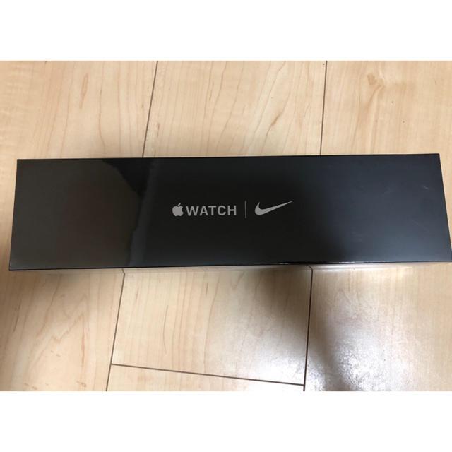 Apple Watch - Apple watch SERIES 5 44mm GPS シルバー NIKEの通販