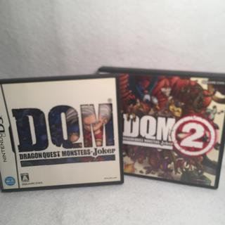 SQUARE ENIX - ドラゴンクエストモンスターズ ジョーカー 1&2 DSソフト