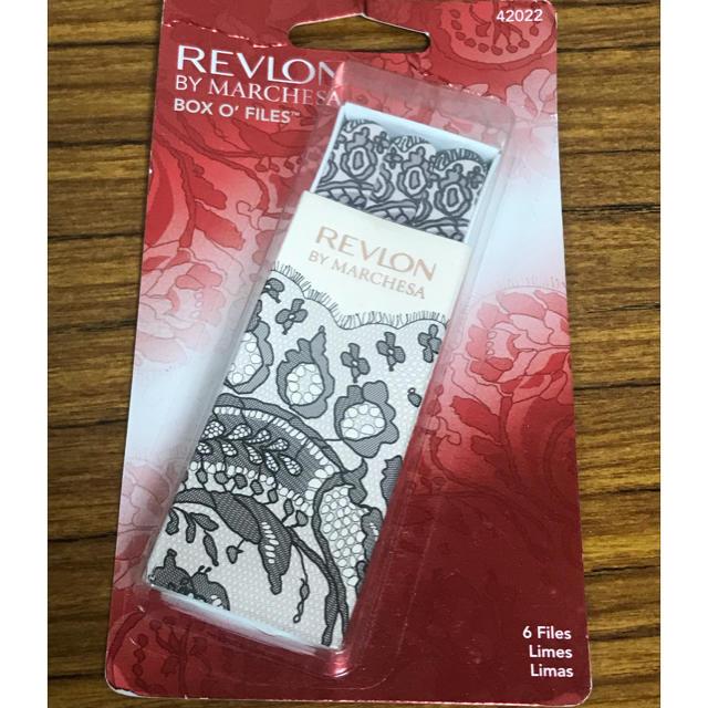 REVLON(レブロン)のレブロン 爪ヤスリ コスメ/美容のネイル(ネイルケア)の商品写真