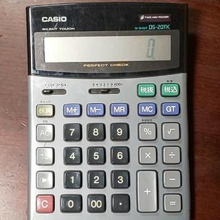 CASIO - CASIO 12桁 電卓 DS-20TK