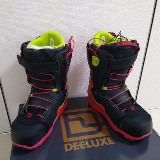 ディーラックス(DEELUXE)のDEELUXE id Fitchi限定色 25.5cm(ブーツ)