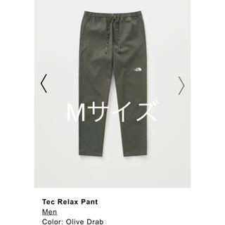 ハイク(HYKE)のHYKE THE NORTH FACE Tec Relax Pant M(その他)