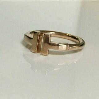 ティファニー(Tiffany & Co.)のティファニー Tワイヤー リング 14号(リング(指輪))