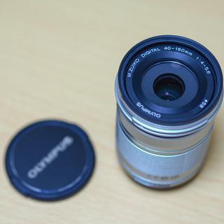 オリンパス(OLYMPUS)の【新品】OLYMPUS zuiko 40-150mm(レンズ(ズーム))