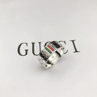 グッチ(Gucci)の美品 GUCCI 指輪 20号(リング(指輪))