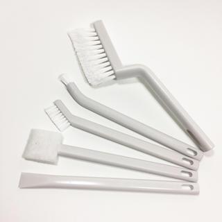 MUJI (無印良品) - 【新品】無印良品 隙間掃除用品 5点セット