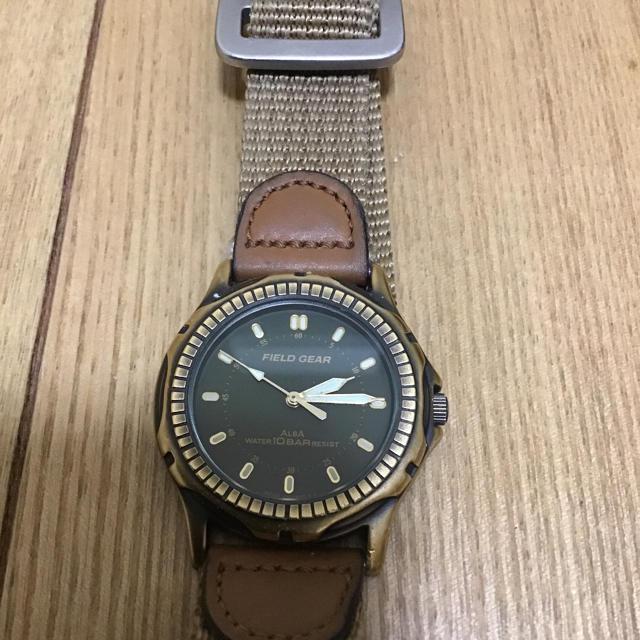 SEIKO - FIELD GEAR  クオーツ時計の通販
