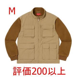 シュプリーム(Supreme)のUpland Fleece Jacket Supreme M フリース(その他)