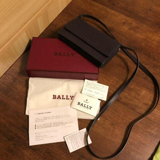 Bally - 1シーズン使用 BALLY ショルダーバッグ