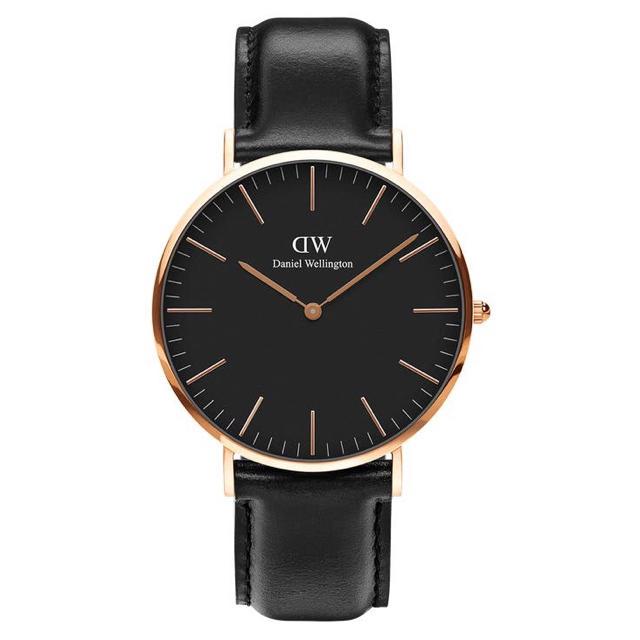 Daniel Wellington - 【40㎜】ダニエル ウェリントン腕時計DW00100127 〈3年保証付〉の通販