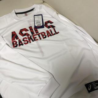 アシックス(asics)の【アシックス・バスケ・長袖・S】(バスケットボール)