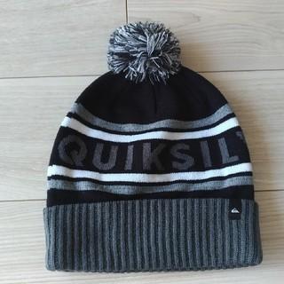 クイックシルバー(QUIKSILVER)のXmas Sales 新品 大人 ニット帽子 Quiksilverクイックシル(ニット帽/ビーニー)