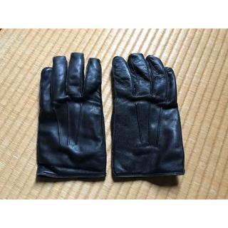 コーチ(COACH)のCOACH コーチ 羊革手袋(手袋)