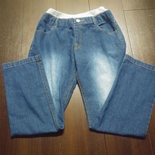 イッカ(ikka)のikka  ジーパン デニム パンツ ズボン 140(パンツ/スパッツ)