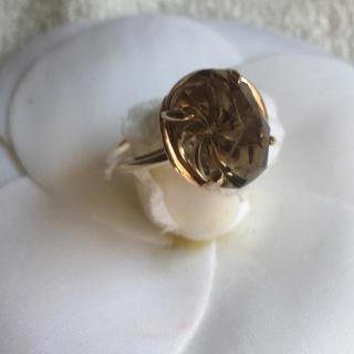 アッシュペーフランス(H.P.FRANCE)の最終お値下げ!新品未使用 Lilasのオーダーリング(リング(指輪))
