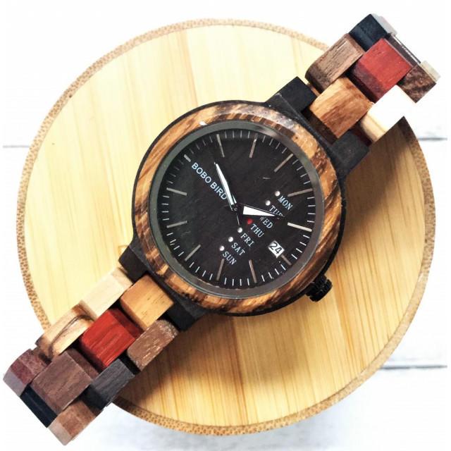 """木製ブランド""""BOBO BIRD""""インスタで人気の腕時計★レディースの通販"""