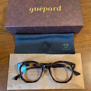 アヤメ(Ayame)のguepard ギュパール gp-04 フレームフランス 眼鏡  lesca(サングラス/メガネ)