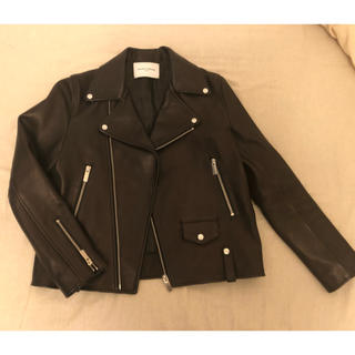 UNITED ARROWS - UNITED ARROWS'19 レザージャケット 美品