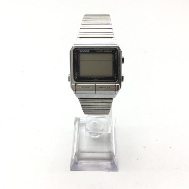 CASIO - SEIKO DATA BANK  DB-500 腕時計の通販