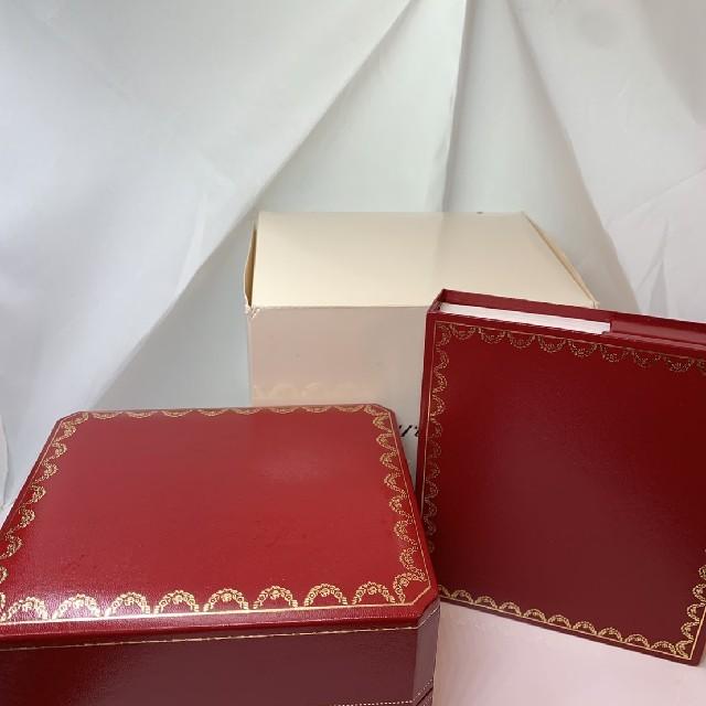 Cartier - 即決!カルティエ☆Cartier☆パシャ☆ウォッチボックス 時計の箱 ケース Bの通販