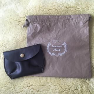 サマンサモスモス(SM2)のノベルティ 財布(ノベルティグッズ)