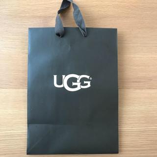 アグ(UGG)のアグ 紙袋(ショップ袋)